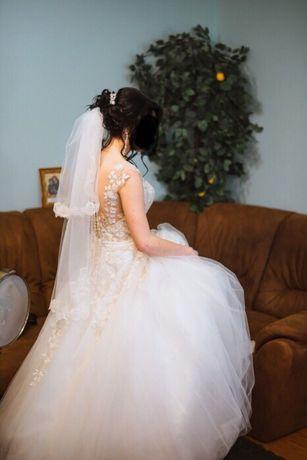 4a2aed1da7ee60 Продам весільне плаття або можливий прокат Івано-Франківськ - зображення 1