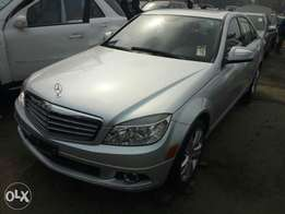 Foreign used 2008 Mercedes-Benz C300. Direct tokunbo