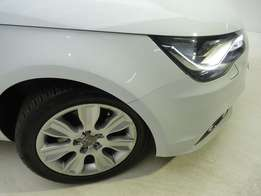 Audi A1 16 inch rims/tyres x 4 ,80% thread on tyres, fit polo 6 n Vivo