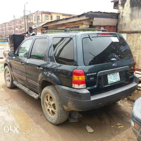 Registered Ford Escape XLT (First Body)- 2004 Oshodi/Isolo - image 2
