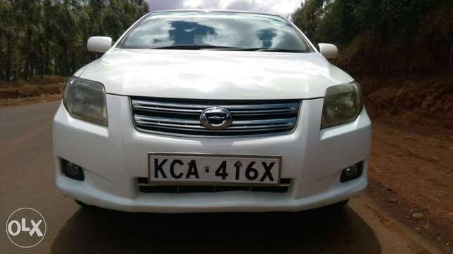 Toyota axio manual in extreme good condition Limuru - image 1