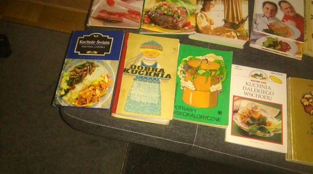 Sprzedam Książki Tematyka Kulinarna Białystok Nowe Miasto
