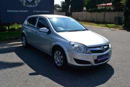 2007 Opel Astra 1.6 essentia in good condition