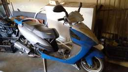 1250 cc scooter