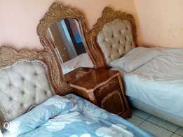 Single twin beds incl matrasses and base,on sale for R1500