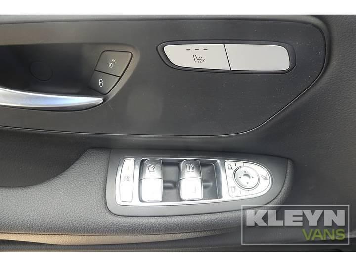 Mercedes-Benz V-KLASSE 220 CDI lang led 8-persoons - 2018 - image 12