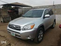Registered Toyota Rav4 (First Body) - 2006