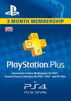 uk/USA 3month psplus on offer