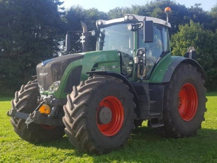 Fendt 939 Profi Plus Scr - 2013