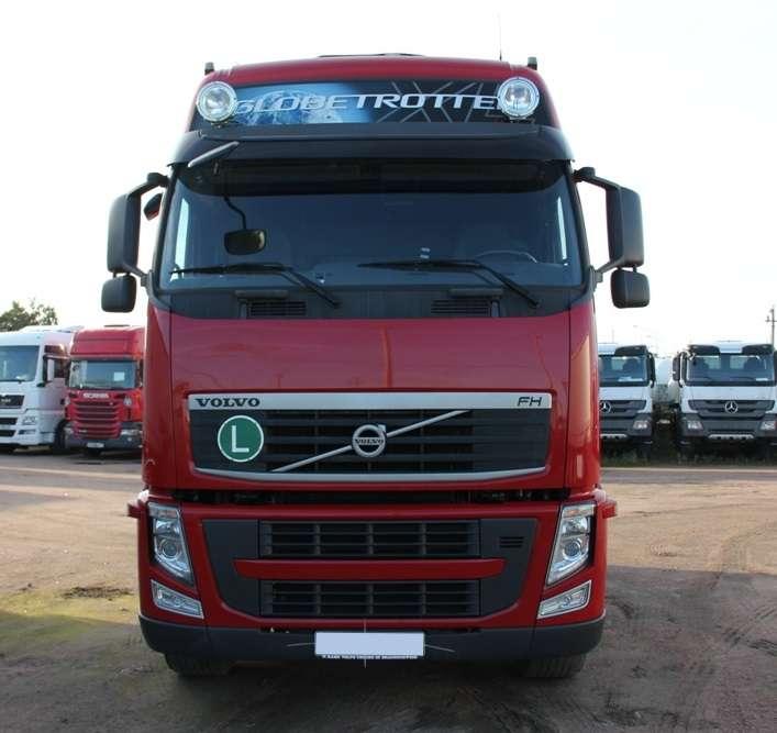 Volvo FH.460 EEV XL I-Shift - 2011