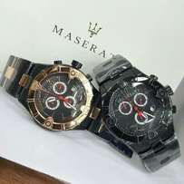 Maserati Chain Wristwatches