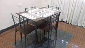 Four Sittet Dining Table