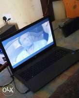 New Hp laptop ,one month old . 4gbram ,500 HDD. Quick sale .