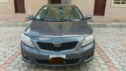 Uber/Taxify Certified Toyota Corolla 09