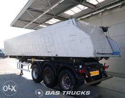 Meiller 33m2 Liftachse Alukipper TR3 - For Import