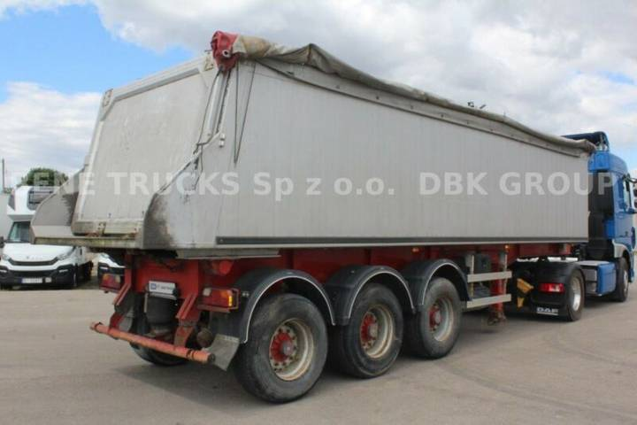 Bodex kis 3w-a tipper 38m3 2009 - 2009