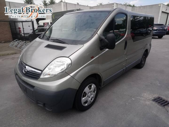 Opel Vivaro 2.0 CDTi - Vtg. meerd. doel.(119627) - 2007