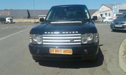 Land Rover Range Rover 4.6 Vogue Automatic
