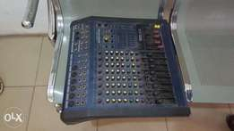 Mixer for sale 6 channels