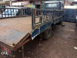 Tata 609 flatbed breakdown project