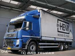 Volvo FM 410 Unfall Fahrbereit - To be Imported