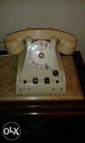 vintage rotary phone central