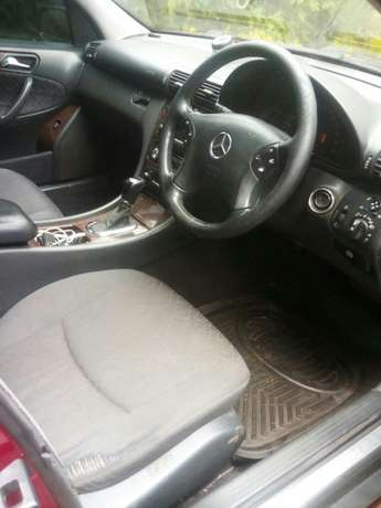 Mercedes Benz C200 Wine Red Nairobi CBD - image 4