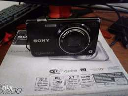Sony WX220 Compact Camera With 10x Optical Zoom