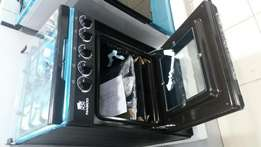 New Nasco 4 Burner Gas Cooker with Oven.