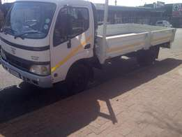 Truck for hire delivery transport to any destination south africa