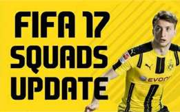 Full FIFA 17 for PC (Squad Updated)