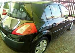 2004 Renault Megane 1.6, good condition, 198000km, R79 950.00