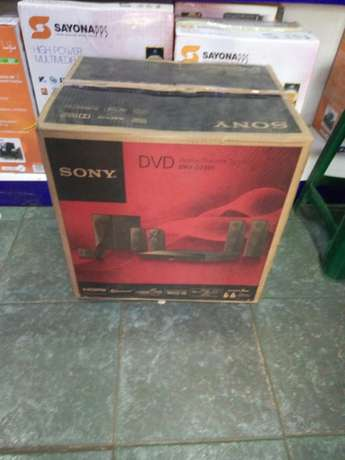 Original Sony Hometheatre DAV-DZ350 -1000Watts New Nairobi CBD - image 1