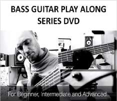 Bass Guitar Play Along DVD