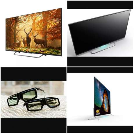 Original Sony 50 inch smart Android, 3D, Blue tooth, 4k HD LED TV Kampala - image 2