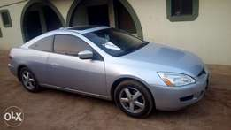 Toks 2004 Honda Accord Coupe for sale. 1.4m negotiable