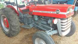 Massey Ferguson 135 with papers