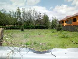 Plot for sale in Ongata Rongai at Nkoroi