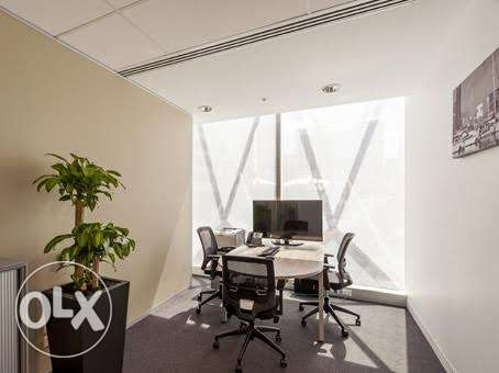 Fully Furnished Office With All Facilities