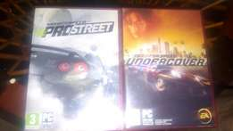 Need for speed original games for PC