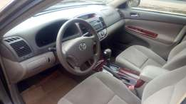 Clean abs and neat Toyota Camry