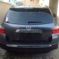 2013 Tokunbo Highlander (Full Option)