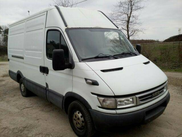 Iveco Daily 35S12 - 2006