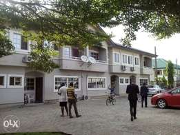 4 numbers of 3bedroom terrace duplex in trans amadi gardens estate