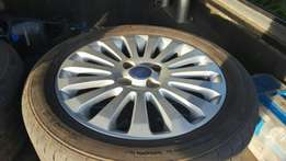 2 Sets of Ford rims and tyres for sale!!! 4/108
