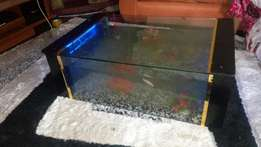 Custom Theme aquarium coffee tables