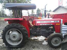 Fresh Arrival Massey Ferguson 240,50 Horse Power,Free Disc,Accesories