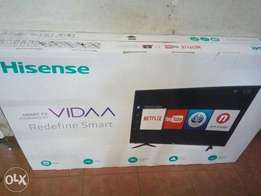 "50"" hisense smart tv on offer"