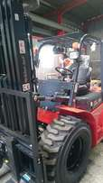 Heli 3 Ton Rough Terrain Forklift Available!!