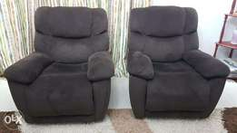 Mint 7 Seater recliner